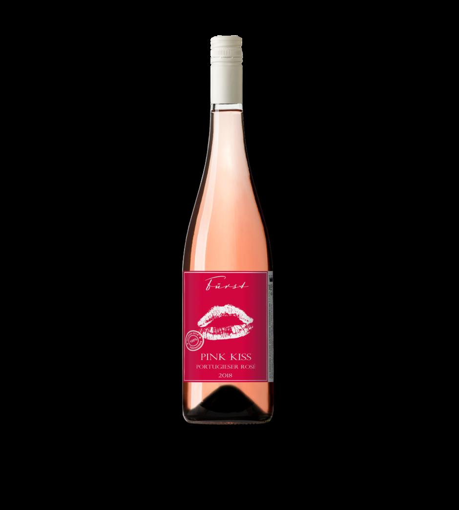 """2018 Roséwein """"Pink Kiss"""" lieblich"""